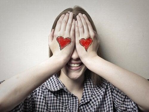 Os filhos e o primeiro amor na adolescência