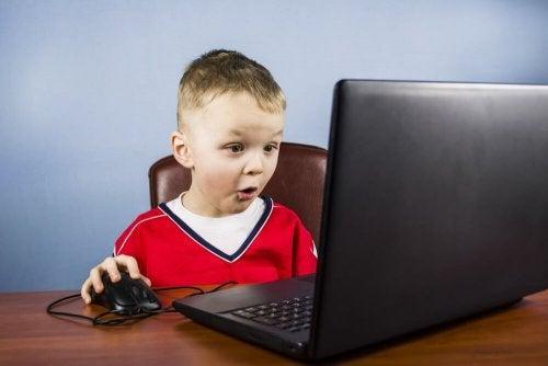 Os jogos de videogame estimulam as habilidade da criança