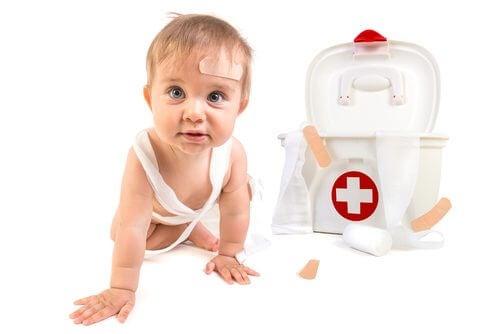 A importância de ter um kit de primeiros socorros em casa