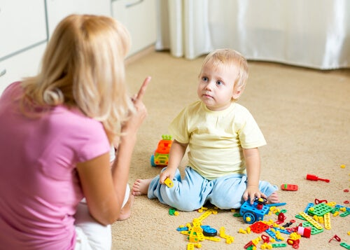 filhos cometerem erros