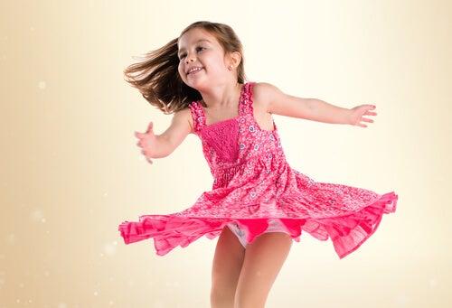 Dança para crianças: motivos para praticar