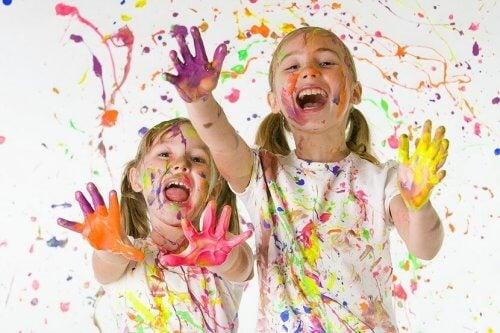 Como transmitir às crianças a importância da arte?