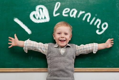 método kumon incentiva a criança