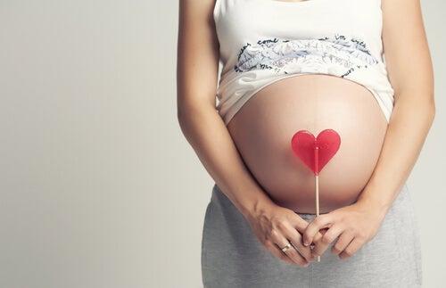 22ª semana de gravidez