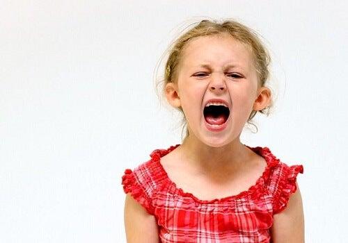 Crianças com baixa tolerância à frustração