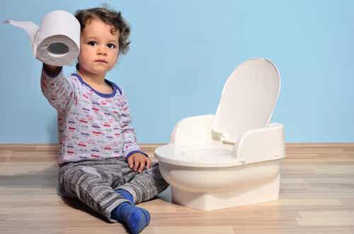 As infecções urinárias na infância