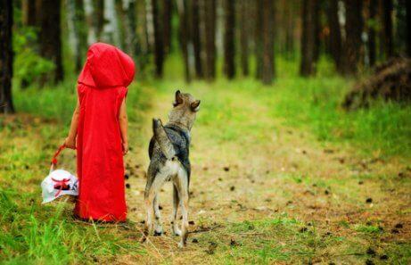 5 ensinamentos da história da Chapeuzinho Vermelho