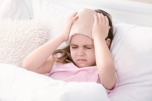 Enxaqueca infantil: causas, sintomas e tratamentos