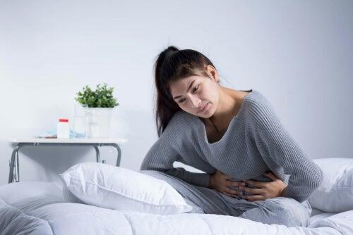 menstruação irregular