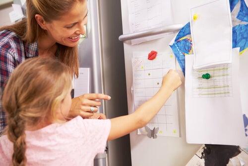 O sistema de economia de fichas para mudar o comportamento das crianças