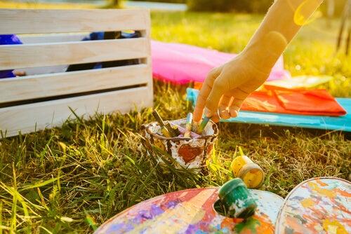 Como estimular a criatividade nas crianças