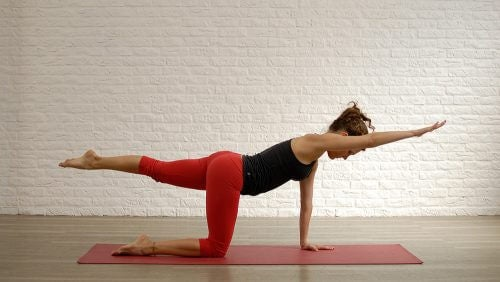 exercício para fortalecer as costas