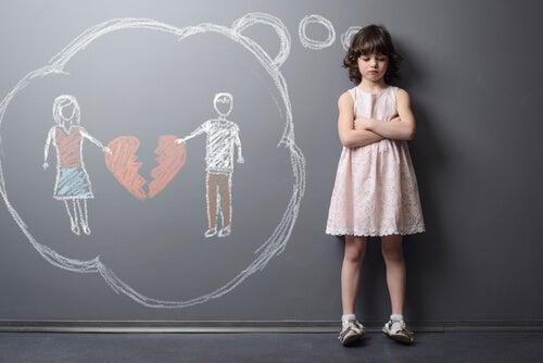 Desintegração familiar: modalidades e efeitos sobre as crianças