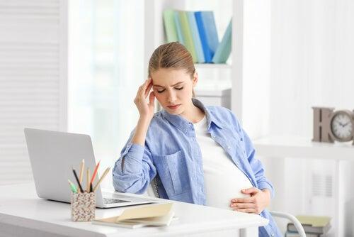 Consequências do estresse no parto