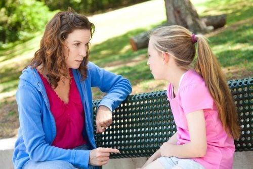 Uma criança superprotegida pode ser um adulto sem autoconfiança.