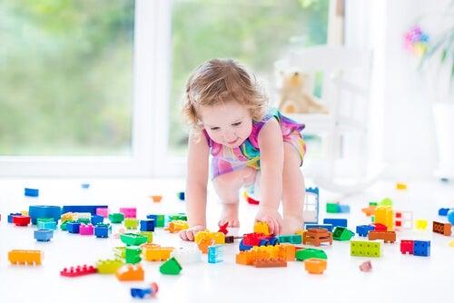Benefícios psicológicos do LEGO para as crianças