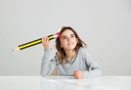 7 exercícios para melhorar a atenção das crianças