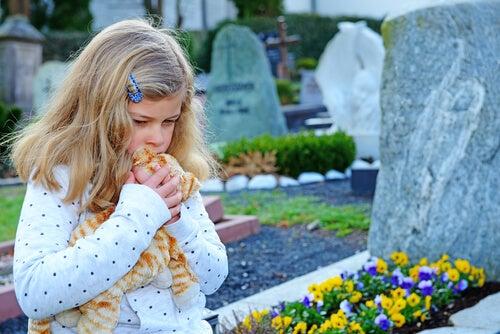 O conceito da morte para as crianças
