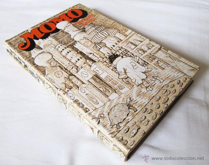 livro momo