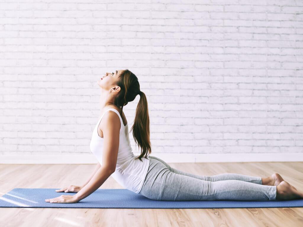 6 exercícios para fortalecer as costas