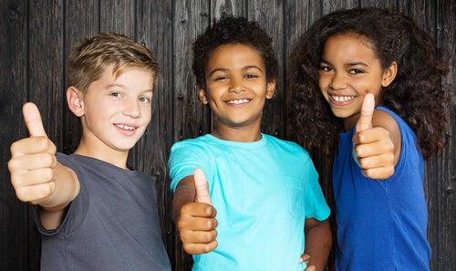 A importância de transmitir às crianças os valores da tolerância