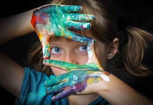 12 exercícios de arteterapia para crianças