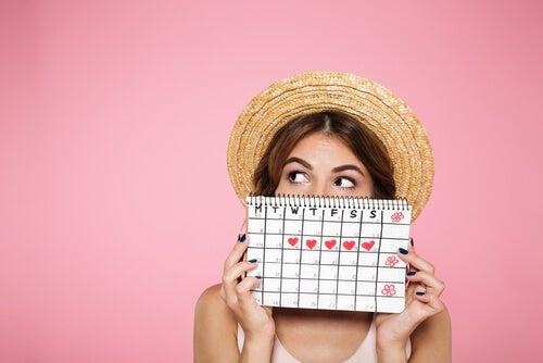 fatos sobre sua menstruação