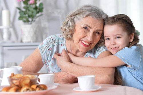 A importância da avó paterna para a família
