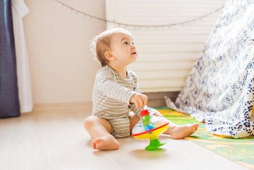 O desenvolvimento da noção espacial nas crianças
