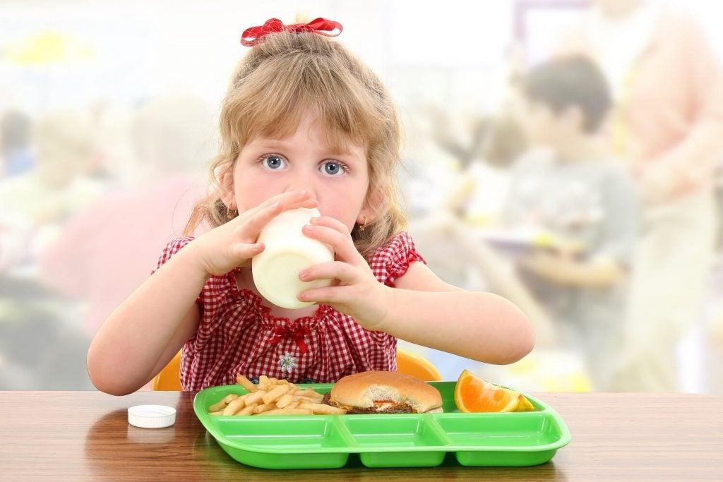 Consequências da má alimentação nas crianças