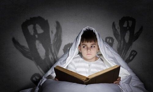 Os medos das crianças