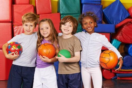 fortalecer a autoestima das crianças