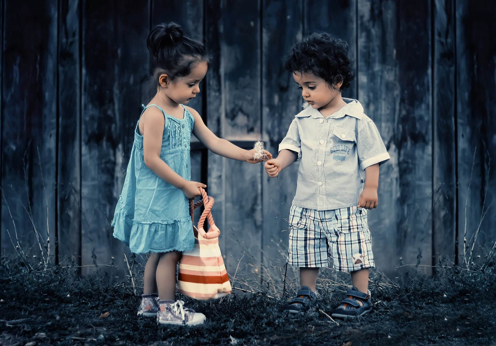 7 formas de estimular a bondade das crianças