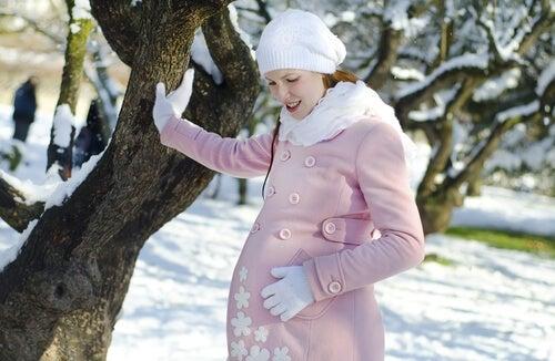 dar à luz no inverno