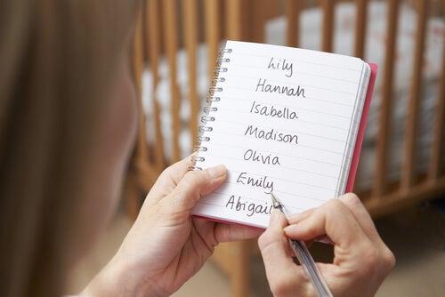 Conselhos para escolher o nome do seu filho