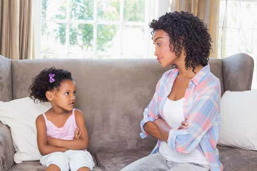 Formas de negociação com as crianças: a assertividade