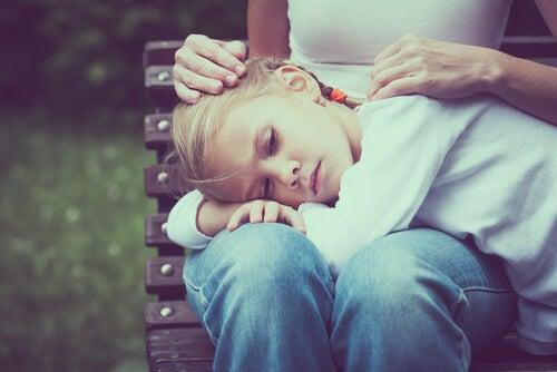 depressão nas crianças