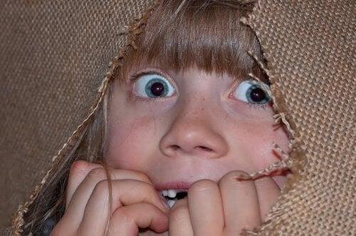 medos nas crianças de 6 anos