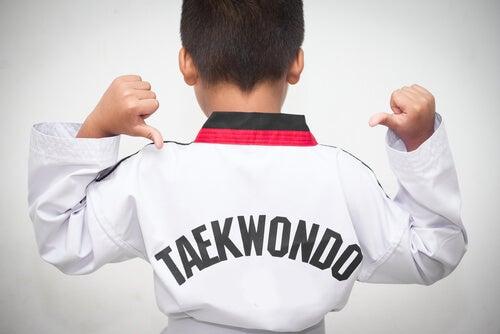 Taekwondo para crianças: benefícios físicos, psicológicos e sociais