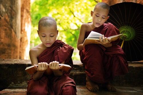 3 contos budistas para crianças