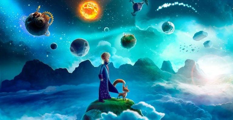 """10 frases de """"O Pequeno Príncipe"""" cheias de sabedoria"""