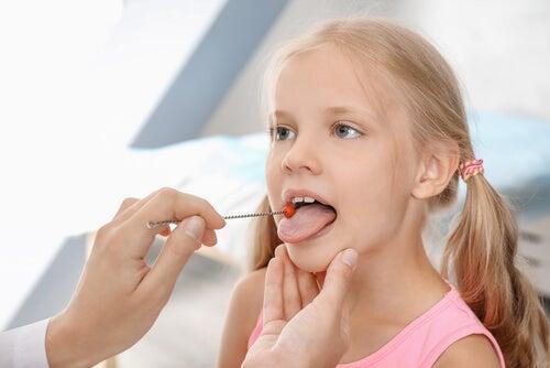 A disartria infantil: sintomas e tratamento