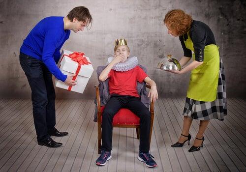 o egocentrismo na adolescência