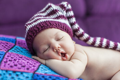Técnicas para ensinar o bebê a dormir a noite toda