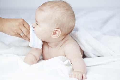 7 conselhos para prevenir resfriados em bebês
