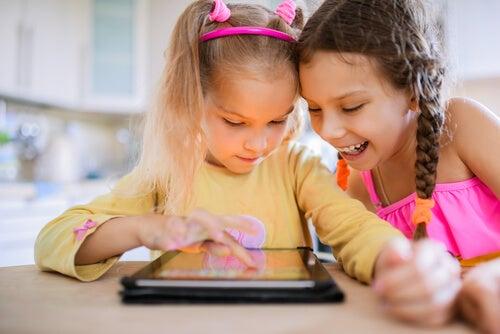 4 efeitos negativos da tecnologia na infância