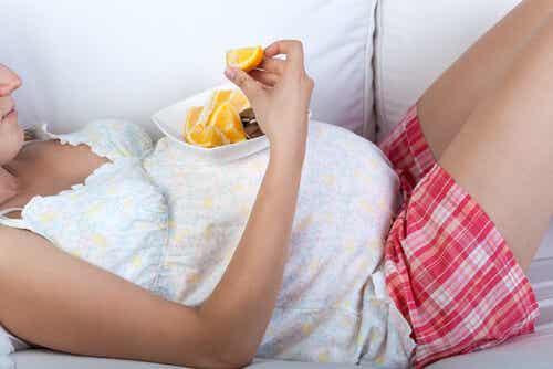 Receitas saudáveis para o terceiro trimestre de gravidez