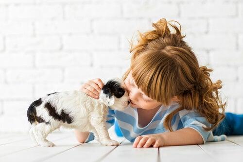 A aprendizagem emocional das crianças