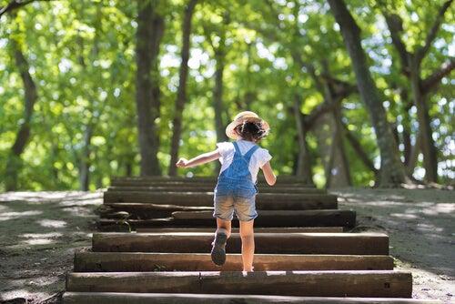 A importância de ensinar o desejo de superação