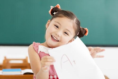 A importância de transmitir às crianças o desejo de superação